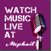 Watch Live Music at McPhails Leven